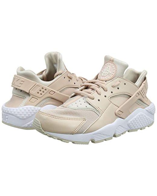 fa5178207831 Nike Air Huarache Run Shoes in Natural - Save 36% - Lyst
