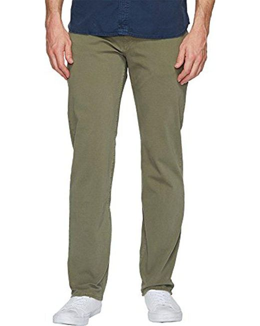 Dockers - Green Straight Fit Chino Smart 360 Flex Pant D2 for Men - Lyst