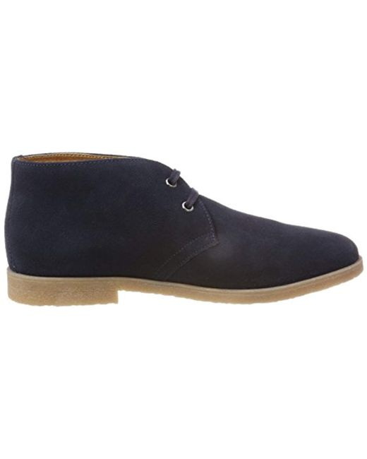 215826afdfd Men Boots Desert A For Dwain Blue U Geox Lyst wHxqO0BSP