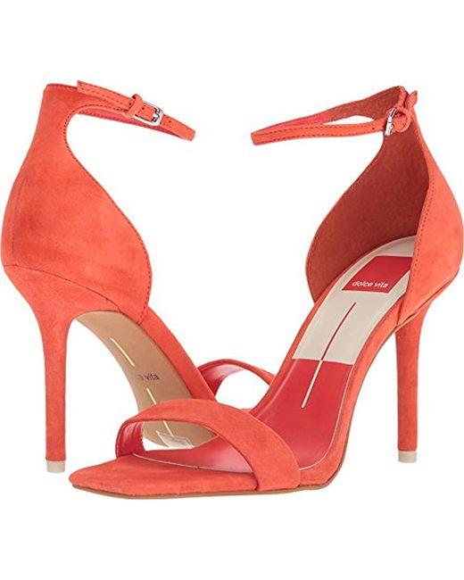 Dolce Vita - Multicolor Halo Heeled Sandal - Lyst