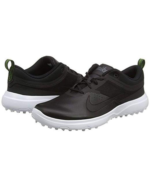 best website 8b41c 1e530 ... Nike - Black s Akamai Golf Shoes ...