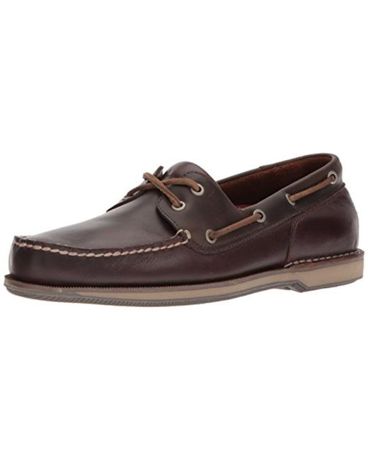 Rockport - Brown Perth for Men - Lyst