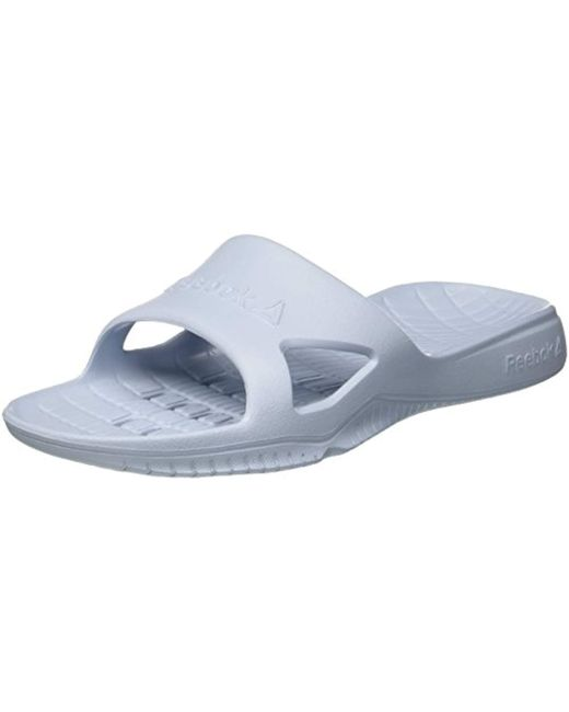 Reebok - Gray  s Bd5215 Flip Flops - Lyst ... 534cb10e4