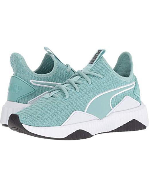 PUMA - Blue Defy Wn's Sneaker - Lyst