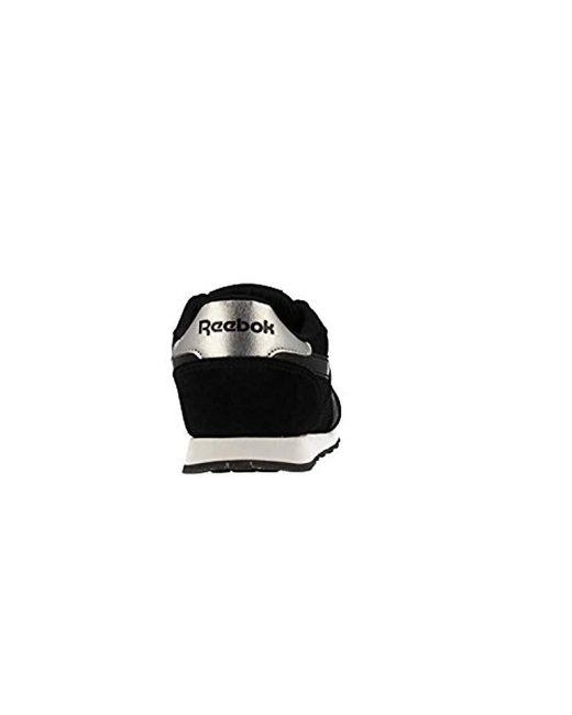 76dde03b5f415a ... Lyst Reebok - Black  s Royal Ultra Sl Low-top Sneakers ...