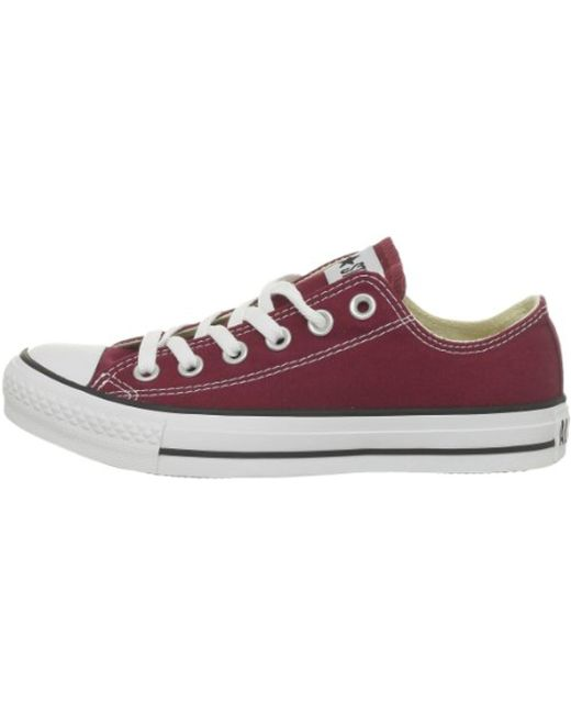 a19af37e3036 ... Converse - Multicolor All Star Chuck Taylor Lo Top S Sneakers - Lyst ...