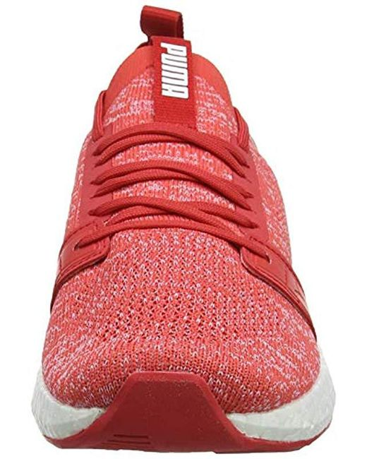 Women's Red Nrgy Neko Engineer Knit Wns Competition Running Shoes