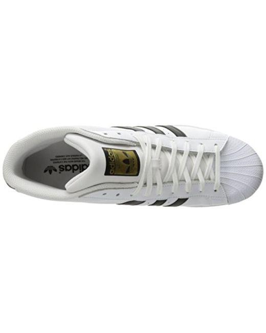 Lyst Adidas Originali (Modello Scarpe Da Ginnastica In Bianco Per Gli Uomini Di Moda