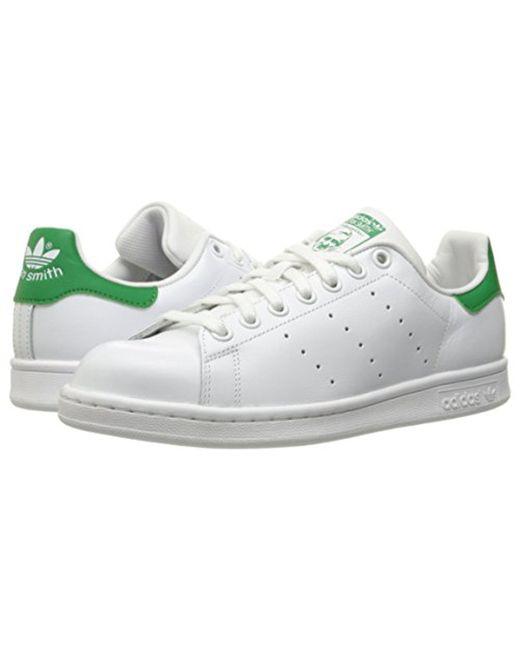 Lyst Adidas Stan Smith Allenatore In Bianco Per Salvare Il 45%