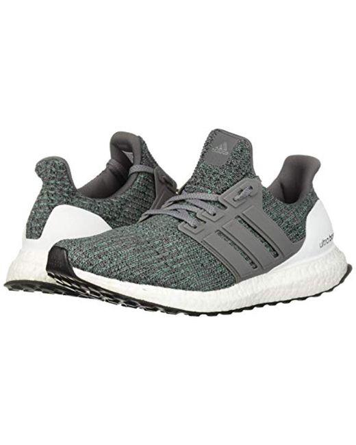 e70f5469c9007 ... Adidas - Gray Ultraboost 4.0 Shoe for Men - Lyst ...