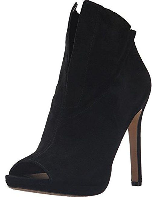 Vince Camuto - Black Rora Ankle Bootie - Lyst