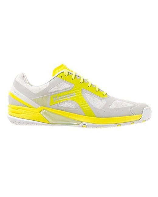 new styles ba1ec a56f1 adidas -Yellow-Jaune-FluoAnthraciteNo-Unisex-Adults-Wing-Lite-Caution-Handball- Shoes.jpeg