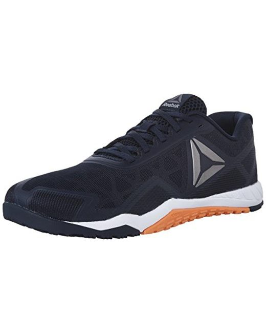 8f1548e3cbfe Reebok - Blue Ros Workout Tr 2.0 Cross-trainer Shoe for Men - Lyst ...