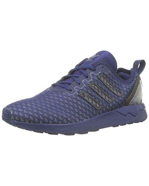 ad6f50dc1 Adidas - Blue Zx Flux Adv Aq6752 Trainers for Men - Lyst ...