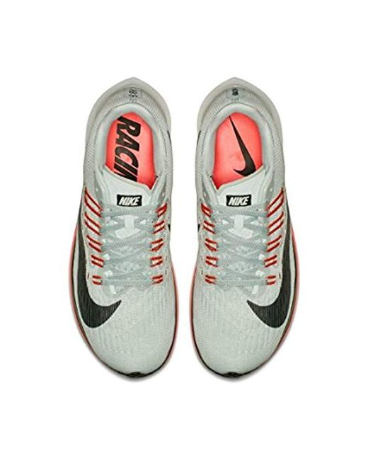 90d2a8173b3d ... Lyst Nike - Gray  s Zoom Fly Training Shoes ...