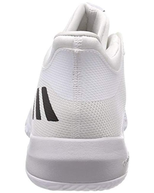 ... Adidas - White Rise Up 2 Basketball Shoes for Men - Lyst ... af5b7dd13