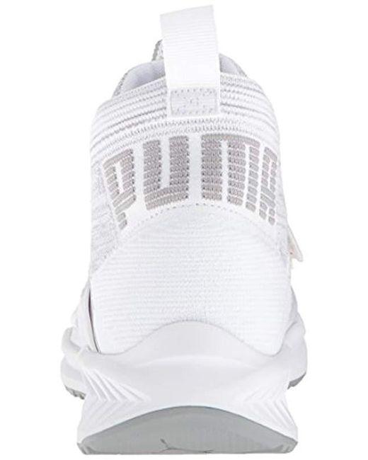 74d466dfa3a ... PUMA - White Ignite Evoknit 2 Sneaker for Men - Lyst ...