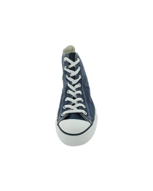 38c5c1e5ac0e ... Converse - Blue Chuck Taylor All Star Core Hi