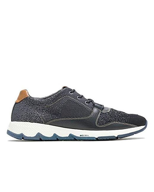 Hush Puppies - Black Ts Field Knit Lace Oxford for Men - Lyst