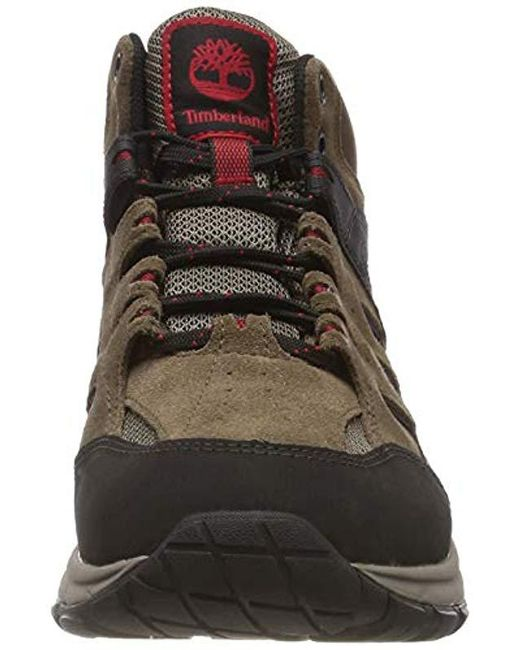 0d8437fd5eee ... Timberland - Brown Sadler Pass Waterproof Mid Goretex (wide Fit) Classic  Boots for Men ...