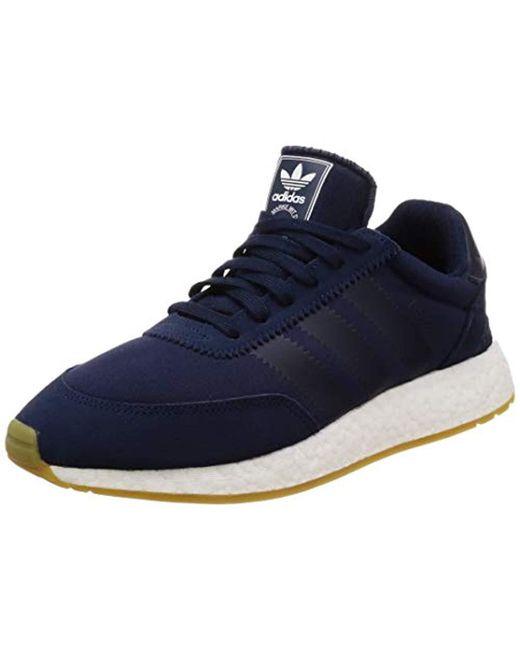 the best attitude 45737 e35b9 Adidas - Blue I-5923 Gymnastics Shoes for Men - Lyst ...