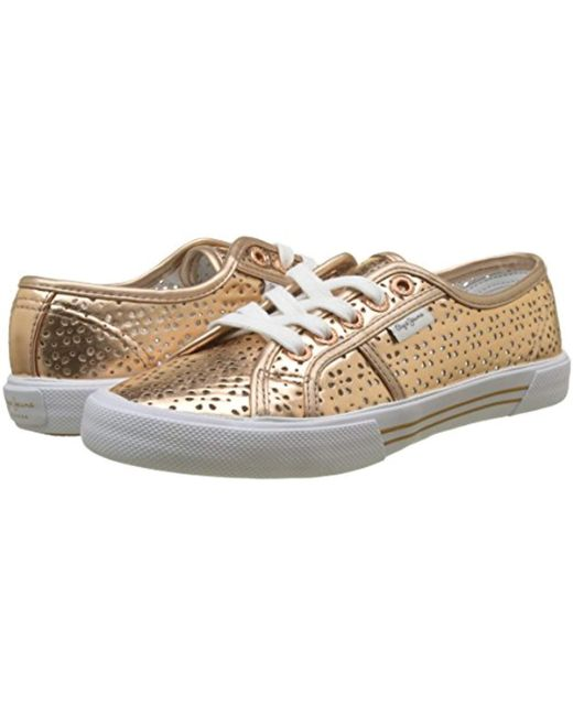 27ded975fde ... Pepe Jeans - Multicolor Aberlady Daisy Trainers - Lyst ...