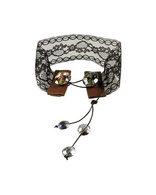 Sibilla G Jewelry - Black Sibilla G Delicate Boho Lace Choker - Lyst