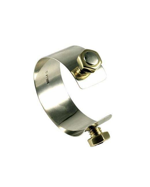 Sibilla G Jewelry | Metallic Sibilla G Screw Cuff Bracelet In German Silver | Lyst