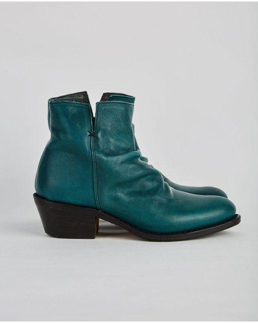 Fiorentini + Baker - Green Cusna Giungla Bootie - Lyst