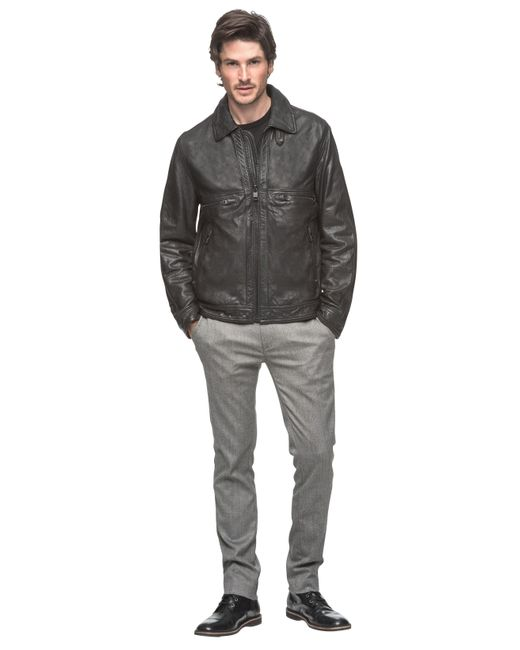 Andrew Marc | Black Exeter for Men | Lyst