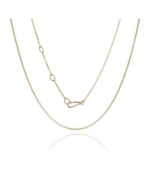 Annoushka - Metallic Classic Belcher Chain - Lyst