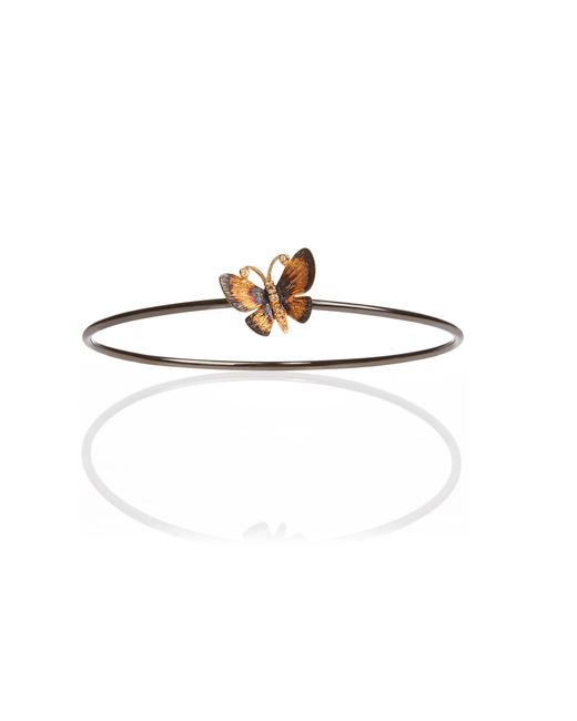 Annoushka | Multicolor Butterfly Bangle | Lyst