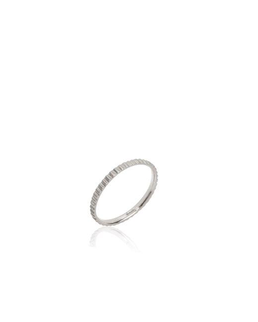 Annoushka - Metallic Alchemy Notch Ring - Lyst