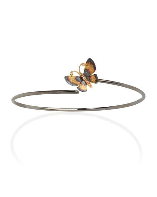 Annoushka - Multicolor Butterfly Bangle - Lyst