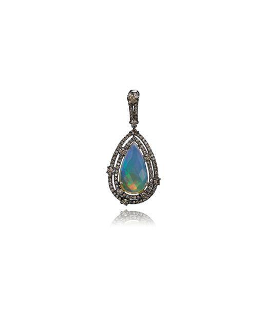 Annoushka - Blue Unique Orbit Opal Pendant - Lyst