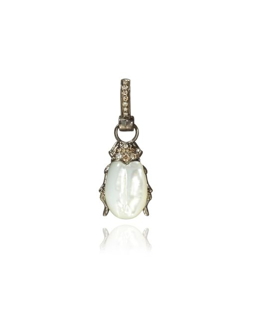 Annoushka - Metallic Mythology Beetle Pendant - Lyst