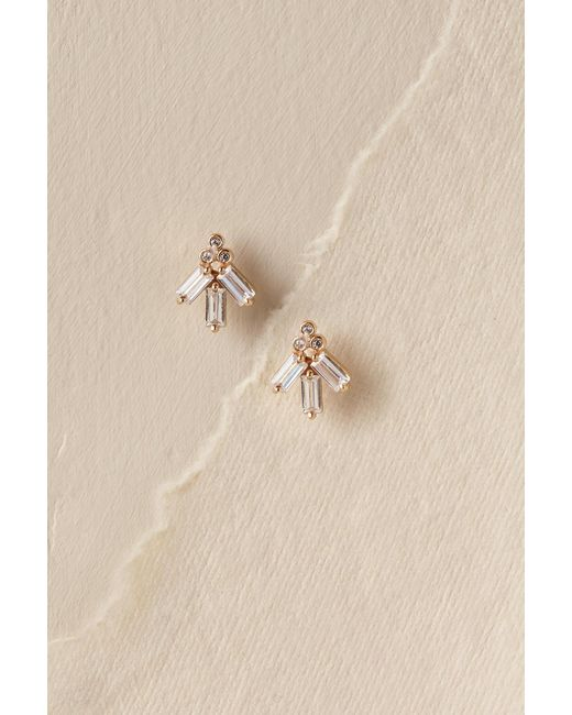 Anthropologie Treasa Earrings PqF9W1