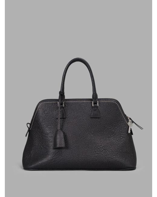 Maison Margiela | Multicolor Women's Black Tote Bag | Lyst