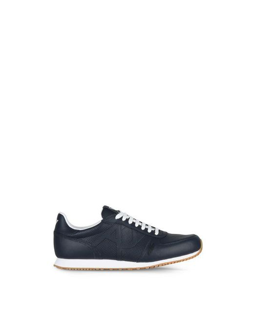 Armani Jeans | Blue Shoe for Men | Lyst
