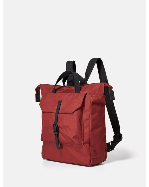b40fc3ee99 ... Ally Capellino - Red Frances Ripstop Backpack - Lyst ...