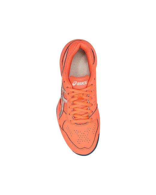 brand new d34be c19c2 ... Asics - Orange Gel-game 7 Clay Gs for Men - Lyst ...