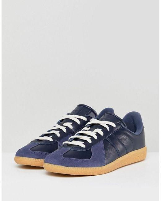 pretty nice 0dad6 09de8 adidas-originals-Navy-Bw-Army-Sneakers-In-Navy-Cq2756.jpeg