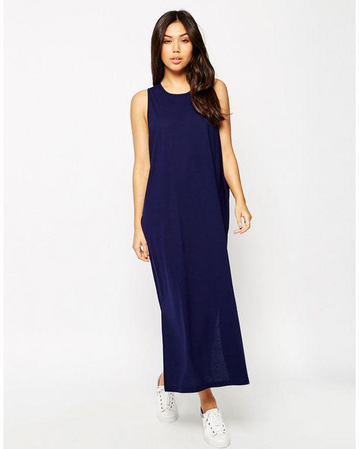 Galerry casual maxi dresses asos