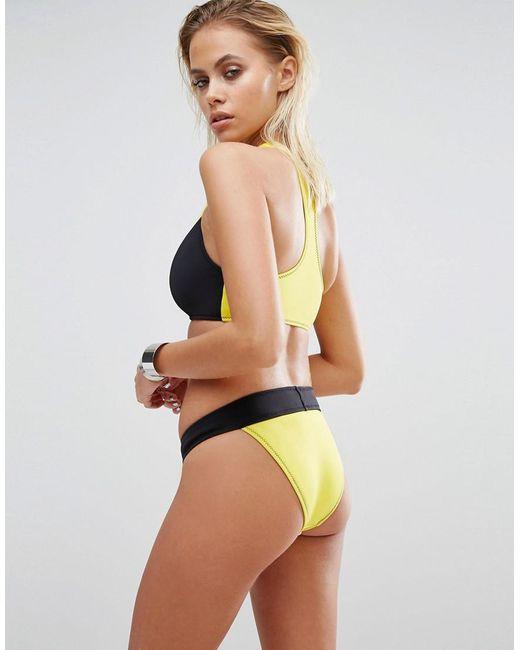 Body glove neoprene bikini