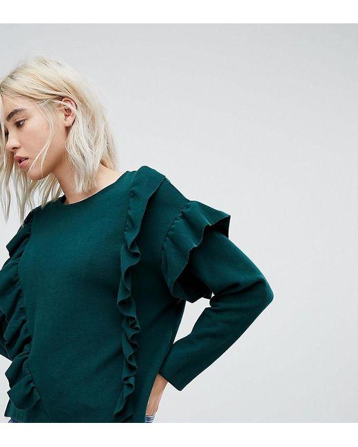 Bershka - Green - Lyst