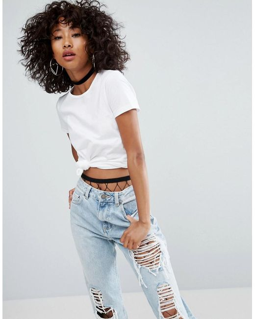 ASOS | White The Ultimate Crew Neck T-shirt | Lyst