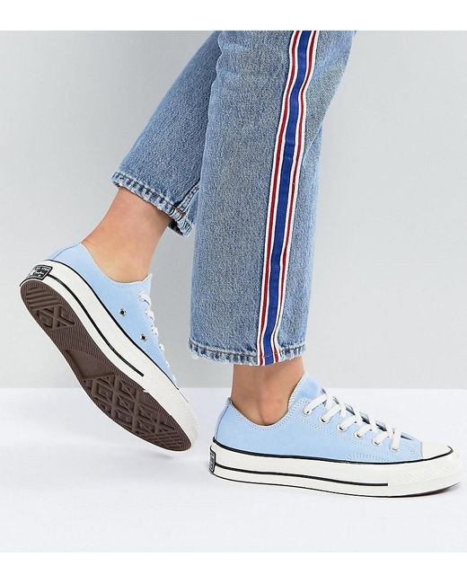 Converse - Chuck 70s In Baby Blue - Lyst