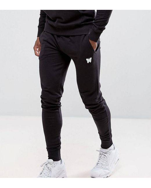 Skinny Joggers In Black with Small Logo - Black Good For Nothing Buy Cheap How Much Cheap Price Original 2018 Cheap Price V6eFa