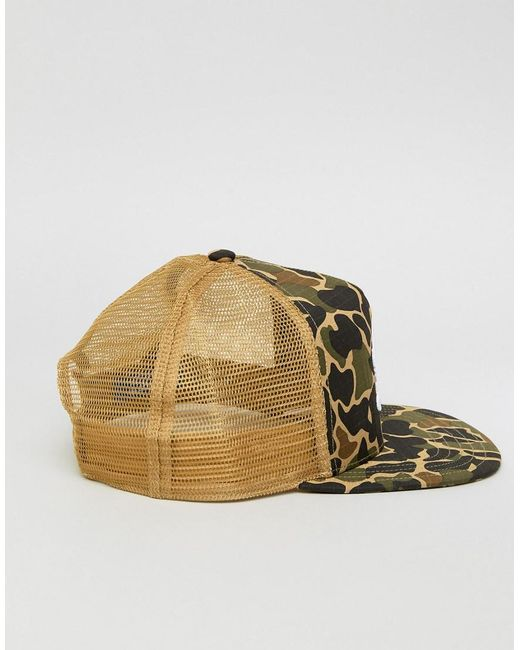 Trucker Cap In Camo CE4869 - Green adidas Originals 0Zd80p4