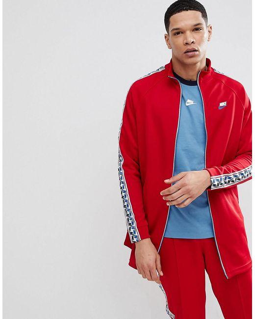 Veste Nike Piste Hommes Blazer Rouge